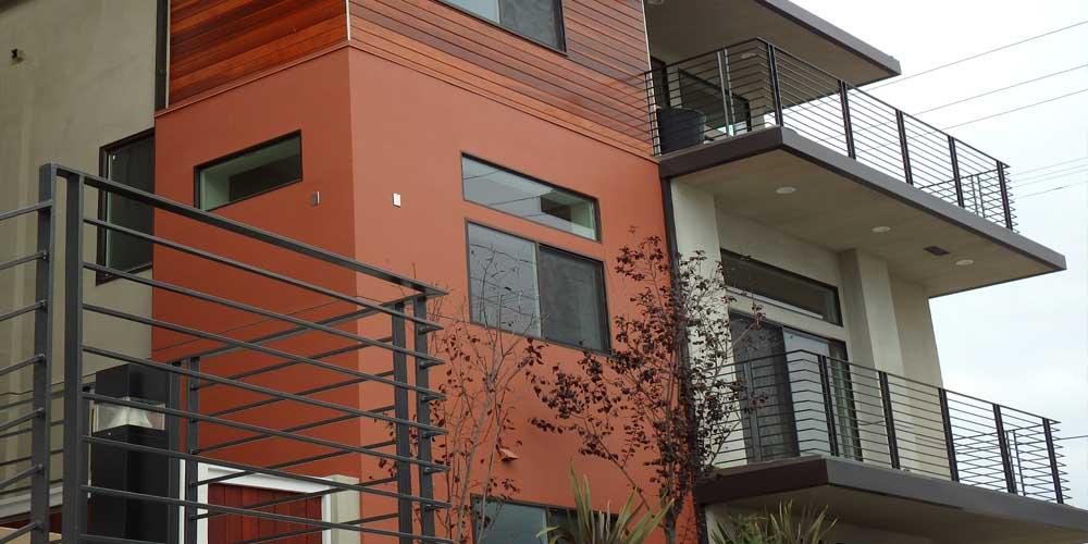 LA Gen Steel Balconies 1