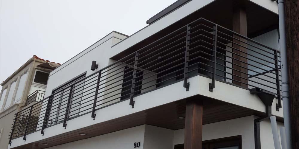 LA Gen Steel Balconies 7