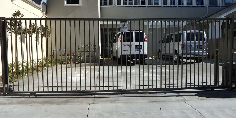 LA Gen Steel Driveway 3