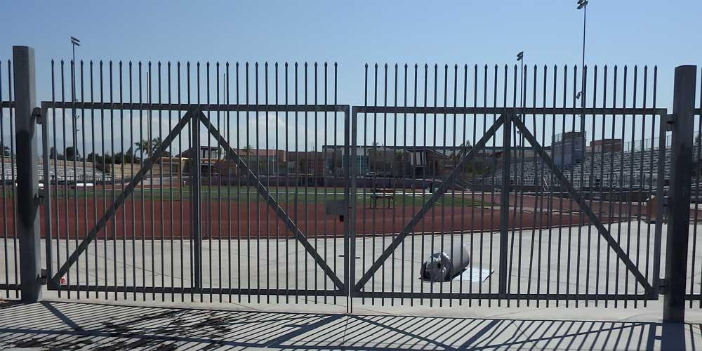 LA Gen Steel Driveway 5