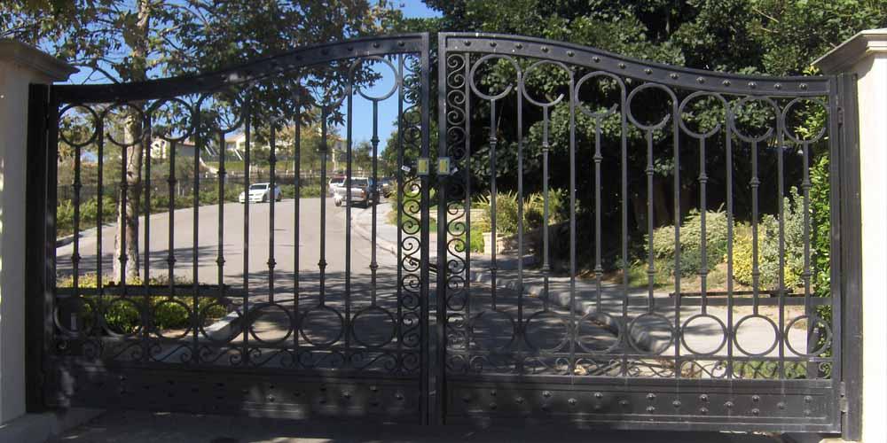 LA Gen Steel Driveway 8