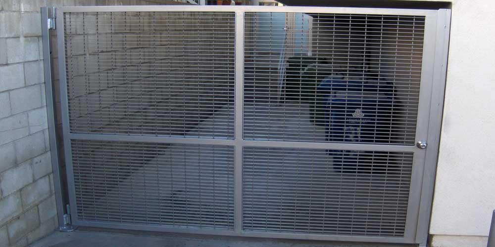 LA Gen Steel Driveway 9