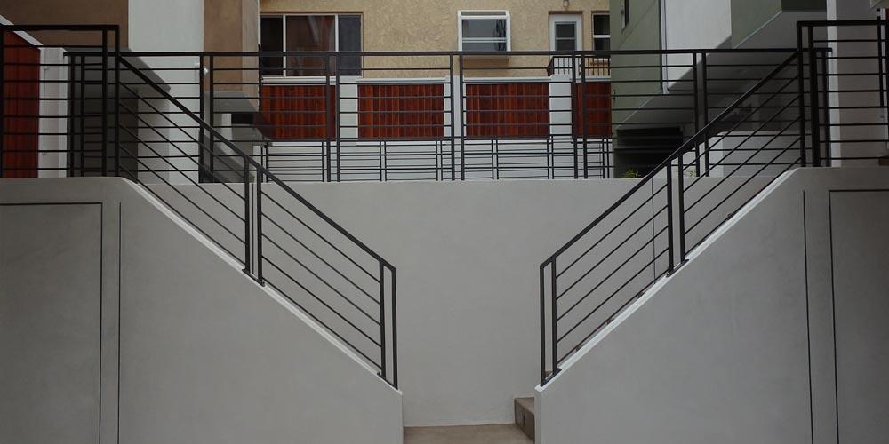 LA Gen Steel Fence 23