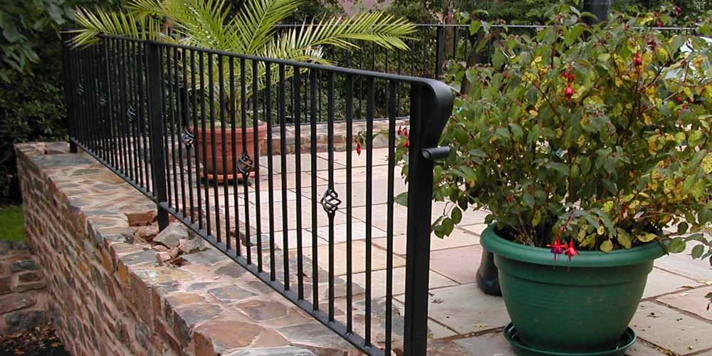LA Gen Steel Fence 28