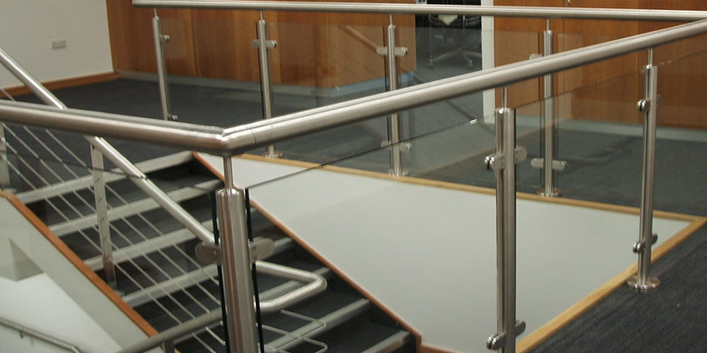 LA Gen Steel Glass 12