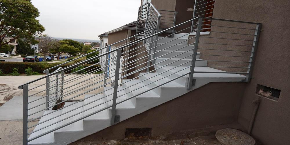 LA Gen Steel Stairs 10