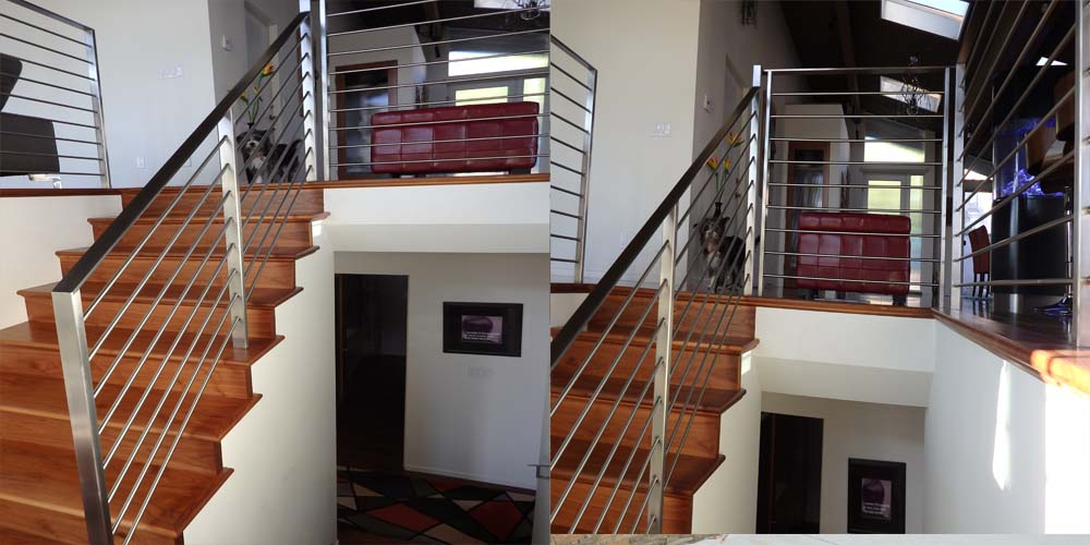 LA Gen Steel Stairs 12