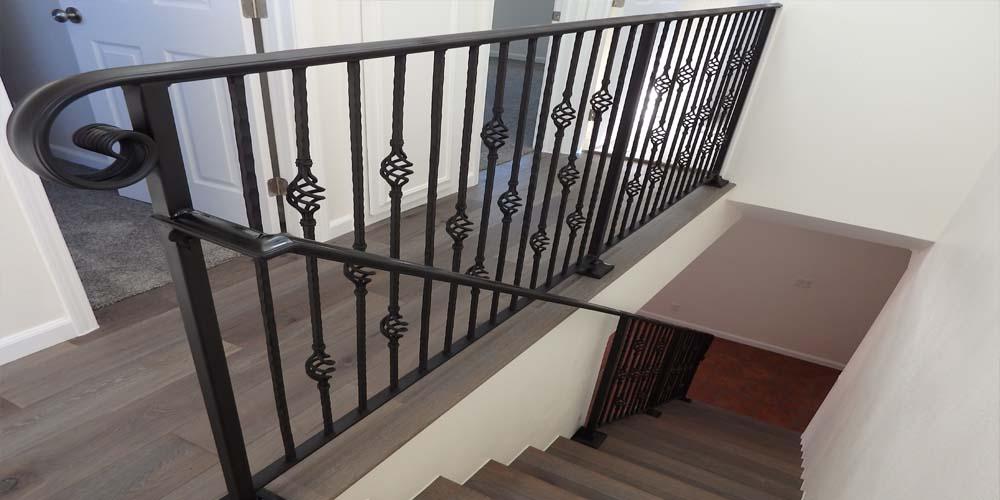 LA Gen Steel Stairs 14