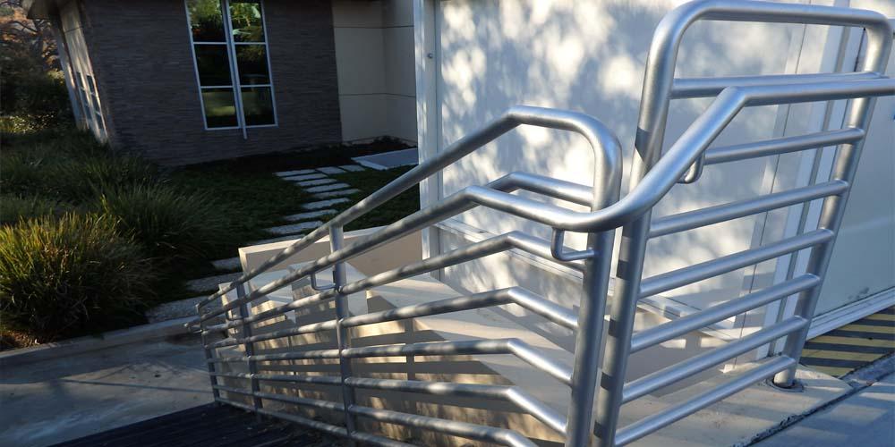 LA Gen Steel Stairs 15