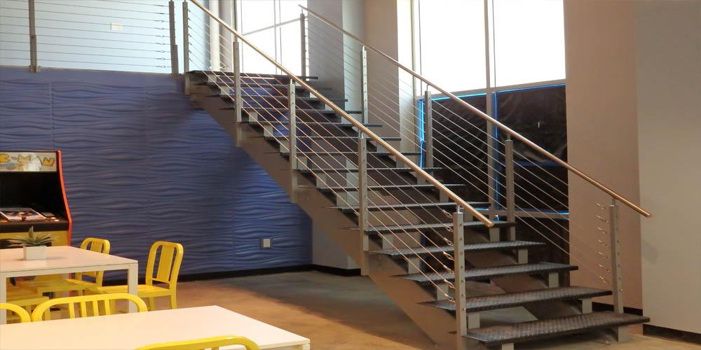 LA Gen Steel Stairs 16