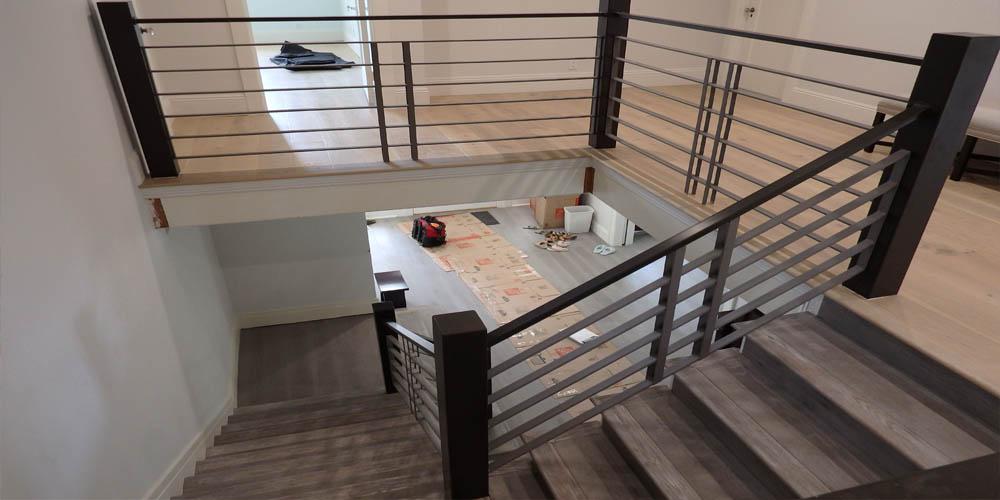 LA Gen Steel Stairs 17