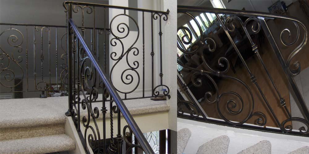 LA Gen Steel Stairs 1