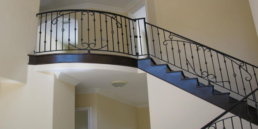 LA Gen Steel Stairs 1a
