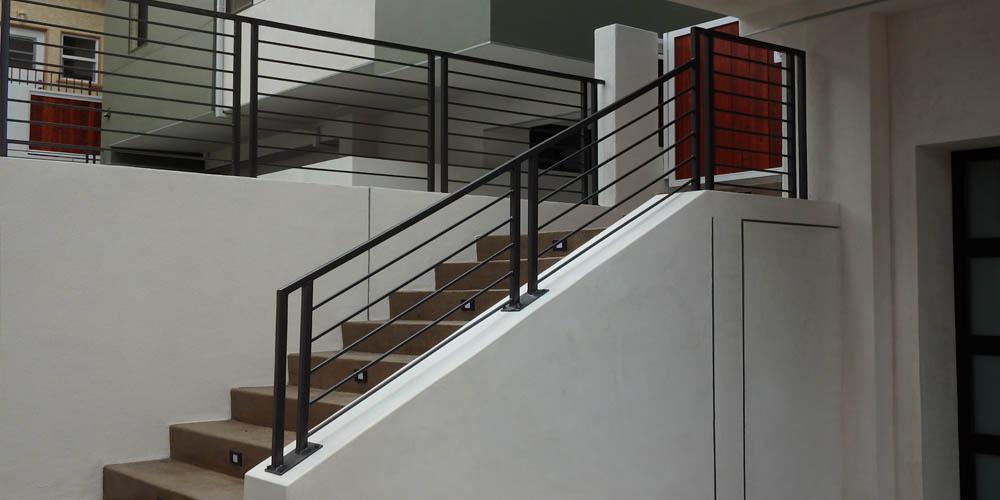 LA Gen Steel Stairs 2