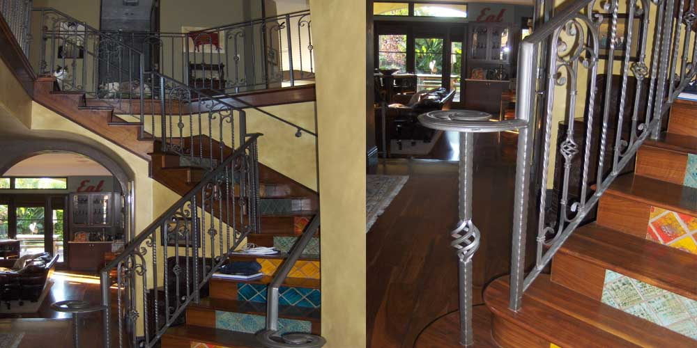 LA Gen Steel Stairs 3