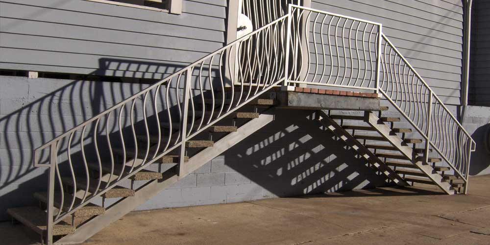 LA Gen Steel Stairs 4
