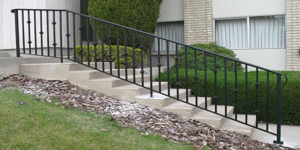 LA Gen Steel Stairs 5