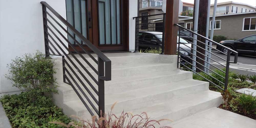 LA Gen Steel Stairs 6