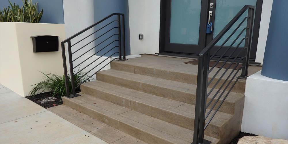 LA Gen Steel Stairs 7