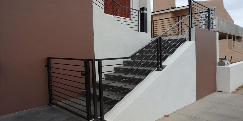 LA Gen Steel Stairs 9