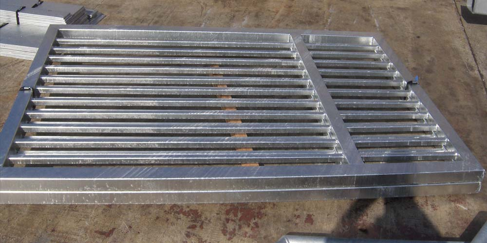LA Gen Steel Galvanized 11