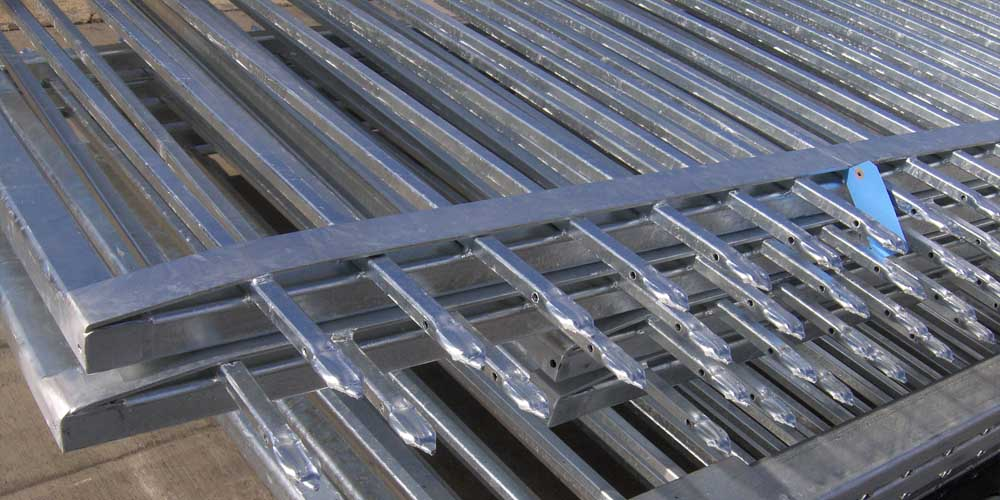 LA Gen Steel Galvanized 13