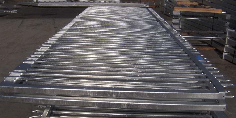 LA Gen Steel Galvanized 14
