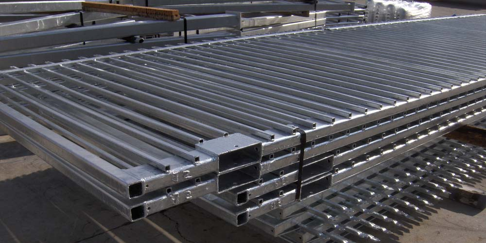 LA Gen Steel Galvanized 15