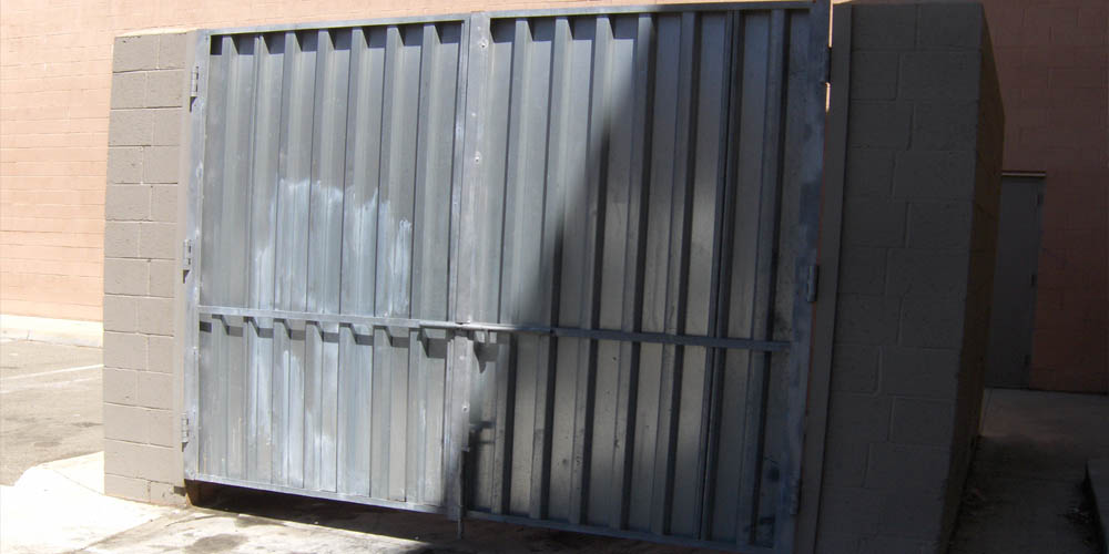 LA Gen Steel Galvanized 19