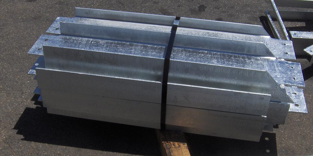 LA Gen Steel Galvanized 5