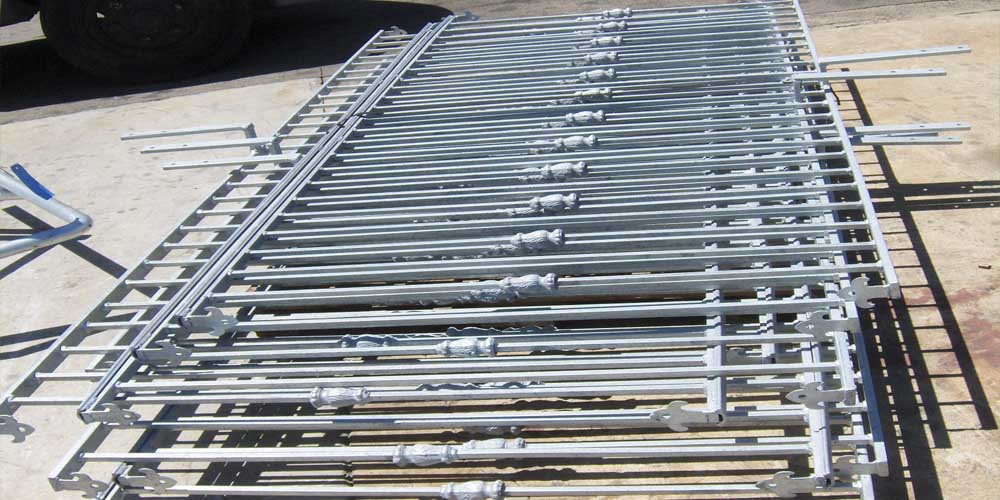 LA Gen Steel Galvanized 7