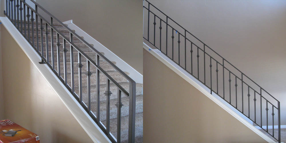 LA Gen Steel Stairs Railings 10