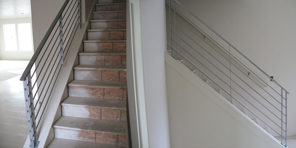 LA Gen Steel Stairs Railings 11
