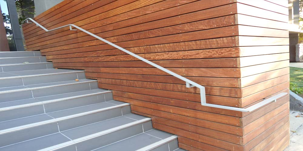 LA Gen Steel Stairs Railings 12
