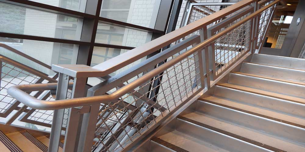 LA Gen Steel Stairs Railings 12a