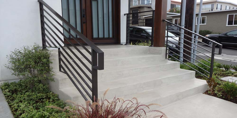 LA Gen Steel Stairs Railings 13