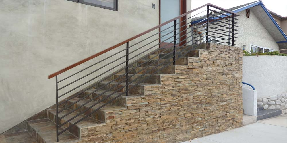 LA Gen Steel Stairs Railings 14