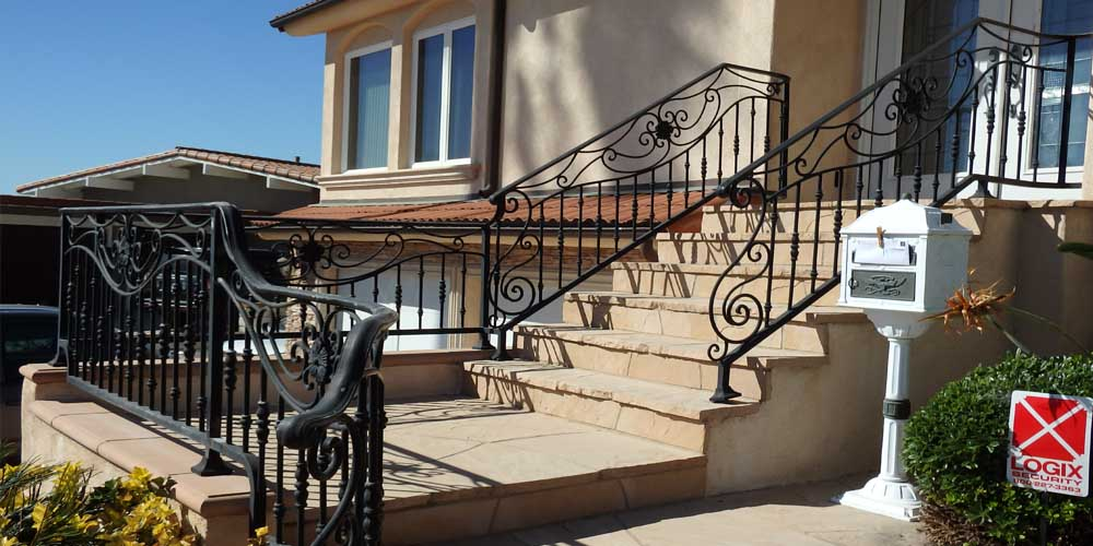 LA Gen Steel Stairs Railings 15