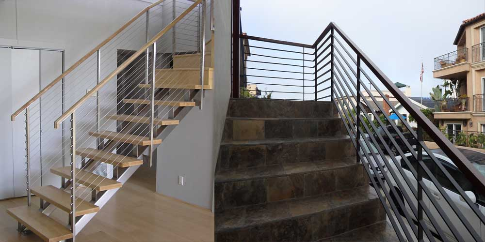 LA Gen Steel Stairs Railings 16