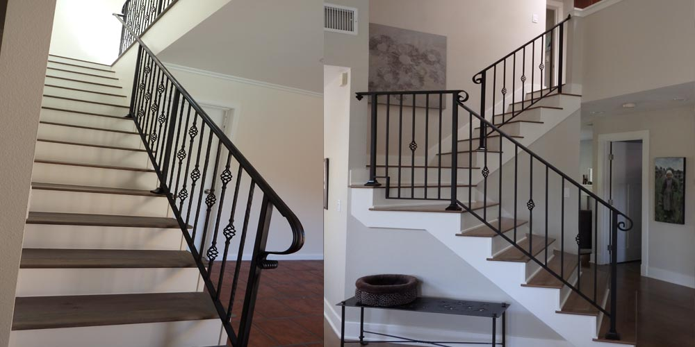 LA Gen Steel Stairs Railings 17