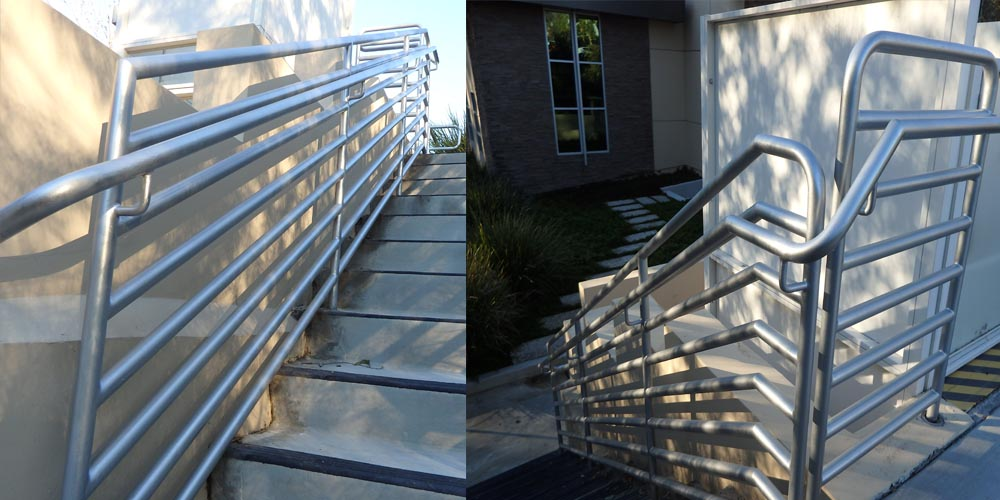 LA Gen Steel Stairs Railings 18