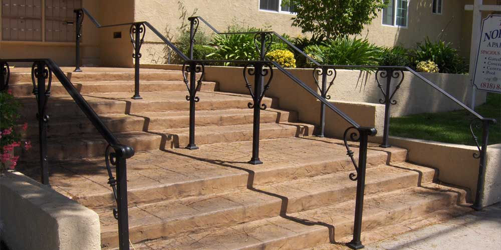LA Gen Steel Stairs Railings 3