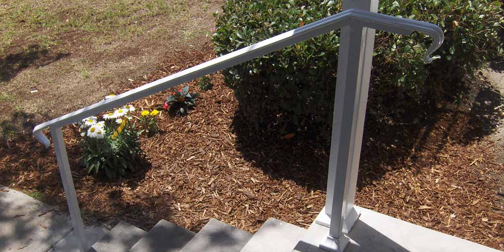 LA Gen Steel Stairs Railings 4