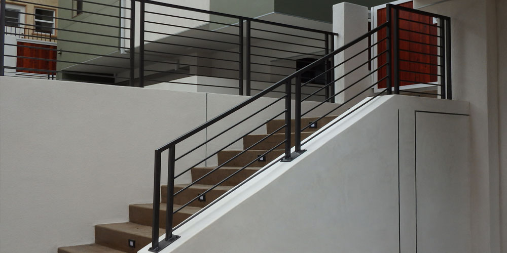 LA Gen Steel Stairs Railings 5