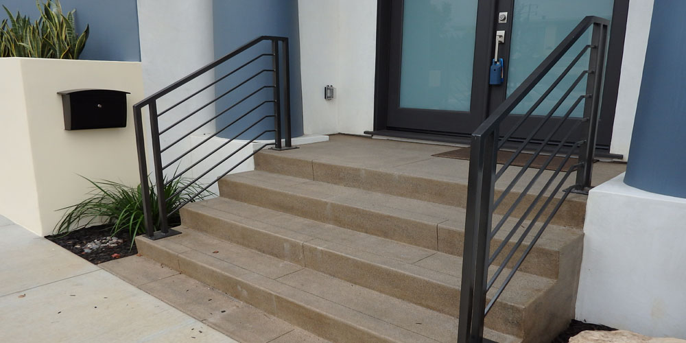 LA Gen Steel Stairs Railings 6