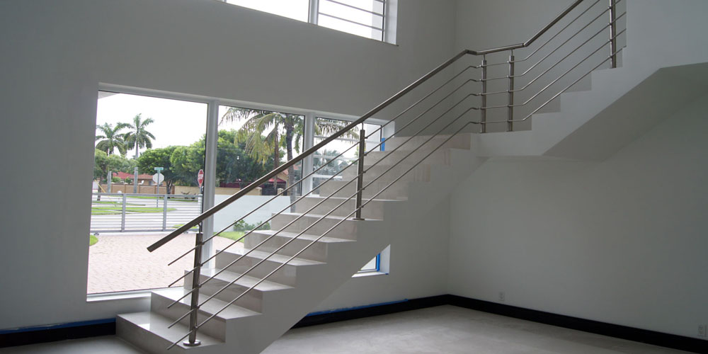 LA Gen Steel Stairs Railings 7