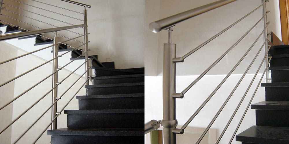 LA Gen Steel Stairs Railings 8