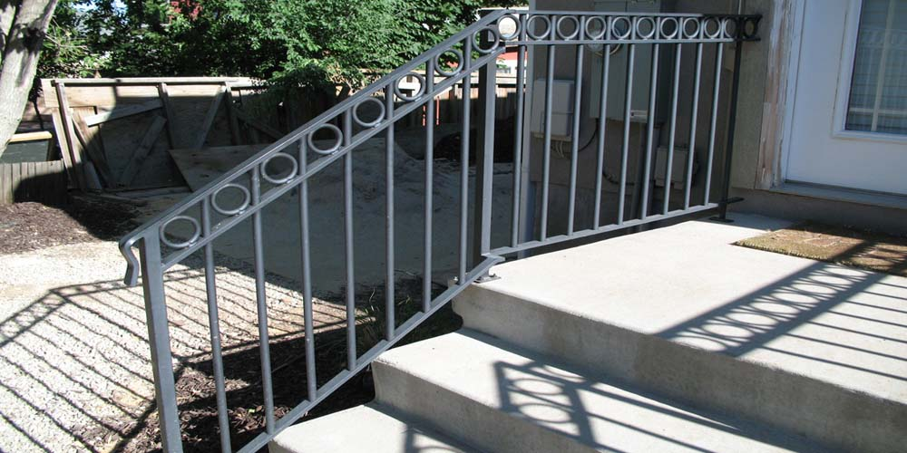 LA Gen Steel Stairs Railings 9