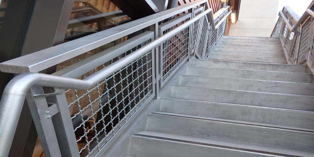 LA Gen Steel Stairs Railings 9a